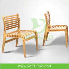Bamboo furniture outdoor and dinner room chair
