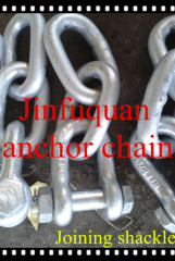 Anchor chain accessories Marine shackle