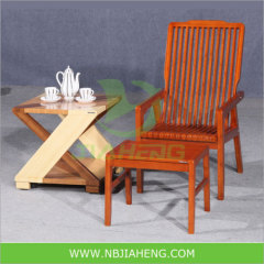 Outdoor Bamboo Leisure Chair for garden