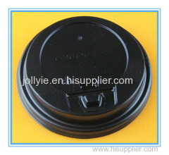 Hot paper cup travel lid 12 oz 16 oz 10 oz