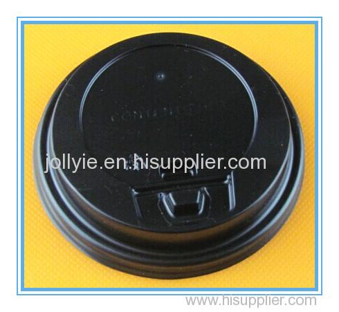 Hot paper cup travel lid 12 oz 16 oz 10 oz