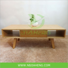 2014 hot selling high quality Bamboo One Drawer TV Cabinet