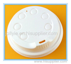 Plastic travel coffee lid high quality