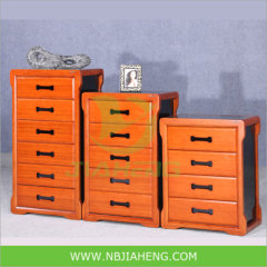 Home Furniture Bamboo Cabinet with drawers