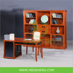 Bamboo Book Cabinet for Living room