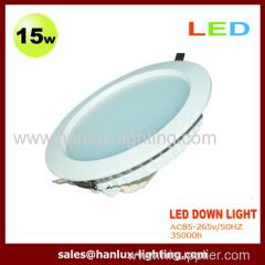 15W 1500lm LED Downlight