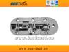 stainless steel Barrel Bolt