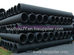 Large diameter HDPE Pressure pipe HDPE Communication Duct