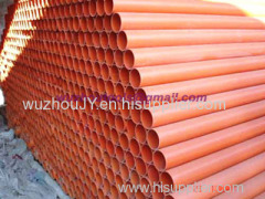 CPVC Underground Spiral Conduit Cable duct type optical fiber cable
