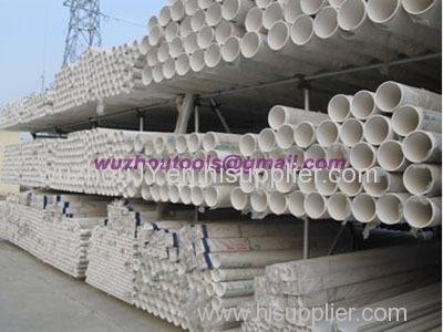 PVC-U pressure pipe high quality pvc-u pipe