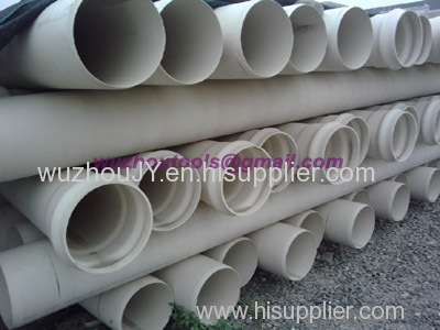 PVC irrigation pipe Corrugated & Smoothwall