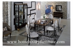 Dining Table and Chairs Dining Room furniture Dining Room Sets Classic Europe Style