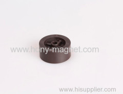 Good performance plastic injection ferrite magnets