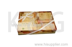 Paper box stationery box