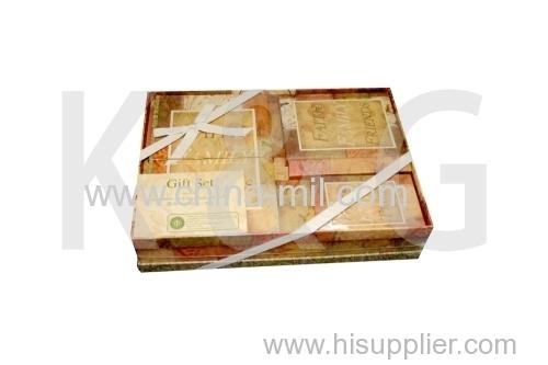 Paper box stationery box