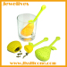 Silicone tea infuser cute and colorful shape