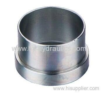 Metal JIC inch sleeve