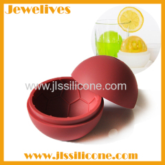 silicone ice ball loved by football fans