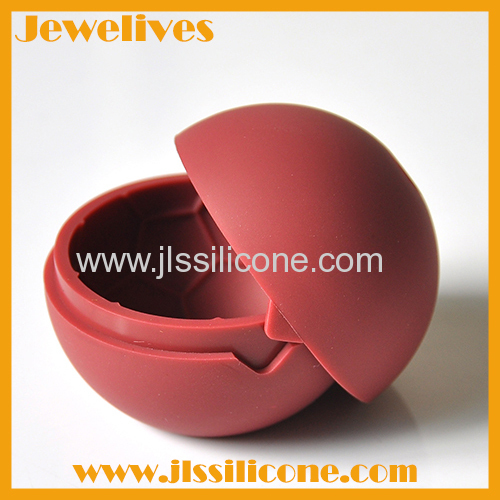 Silicone ice football maker ¢58.8*H53.8mm