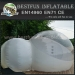 Bubble Tent With Air Mattress and Zipper