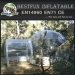 Inflatable clear bubble tent 4m