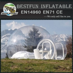 Travel kit transparent tent for sale