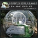 Inflatable bubble dome tent from China