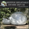 Transparent customized inflatable bubble tree dome