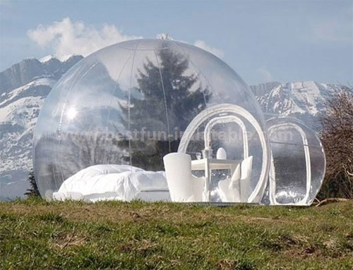 More Close To Nature Dia 4m Inflatable Bubble Tent