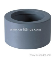 upvc reducing ring pipe fittings