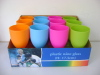 Wine glass Wine cup Wine goblet plastic in display box packing
