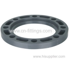 upvc plane flange pipe fittings