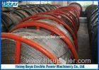30mm 540kN T29 Anti twisting Braided Galvanized Steel Wire Rope Line Stringing Engineering