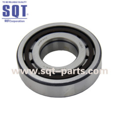 Excavator Parts Bearings NUP308 cylindrical roller bearing