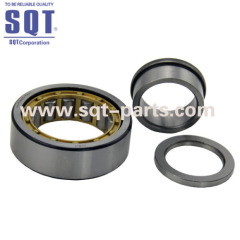 Excavator Parts Bearings NUP2207 Cylindrical roller bearing