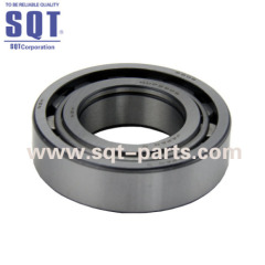 Excavator Parts Bearings NUP2209 Cylindrical roller Beaaring