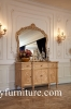 Buffet & Sideboards wall cabinet decoration table with mirror classic table