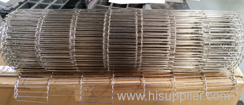Flat Flex Wire Mesh Conveyor Belt