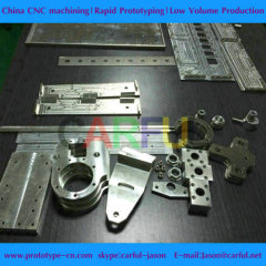 mechanical projects cnc service in China