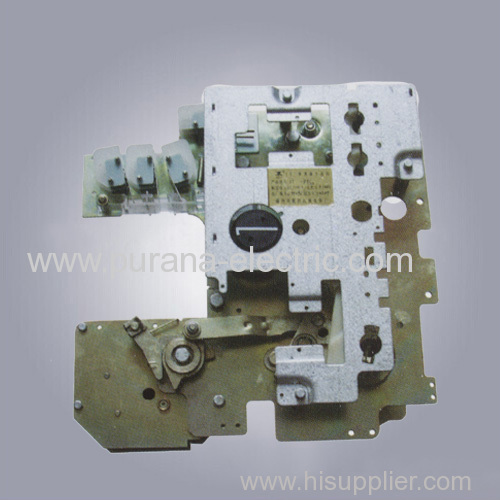 Schnerder type motor incoming operating mechanism from for Motor operated circuit breaker