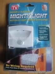 Mighty light Infrared LED sensor light