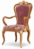 Antique Chairs Dining Chairs Popular in Russia Fabric Chair Dining Room Furniture