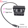 CCD Camera 420TVL Night Vision Waterproof CCTV Camera Metal Interface camera special for Car/Bus