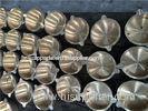 Bronze RG5 water pump housing heat treatment , painting pump shell
