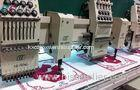 Computer Chenille Embroidery Machine / 12 Head Commercial Embroidery Machines