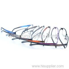 Hot selling metal texture eyeglasses frame