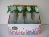 Garden spray bottle 32OZ with printing in display box packing