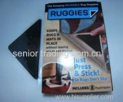 Rug grippers carpet mat anti-slip As Seen on TV