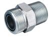 ORFS male o-ring /NPT male hydraulic hose fittings