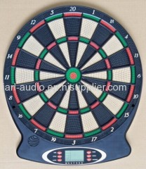 Electronic Dart and Darts Board Game